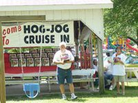 2009 Hog-Jog Cruise In